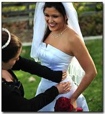 bridal consultant hiring a wedding planner