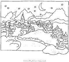 Montagnes Coloriage Coloriage Chalet Montagne Imprimer  dmatechinfo