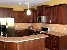 Kitchen Cabinet Cherry Wood Kitchen Cabinet Design Your Own Pallet Wood Kitchen Cabinets