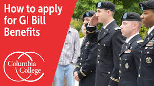 how to apply for gi bill benefits youtube