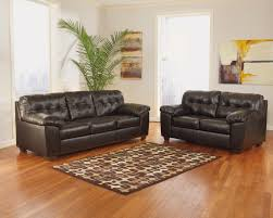ashley leather sofa 20 shining ideas ashley durablend brown sofa