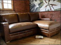 Leather Sofa Brown Best 25 L Shaped Leather Sofa Ideas On Pinterest Leather L