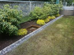 metal lawn edging at lowes metal landscape edging makes your