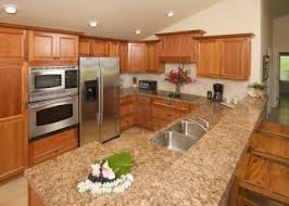 granite countertop paint color for kitchen with white cabinets