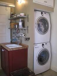 Laundry Room Cabinets With Sinks by Home Decor Laundry Closet Organization Tile Flooring For Living