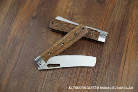 folding kitchen knives 440a pocket folding kitchen chef knife table knife high quality