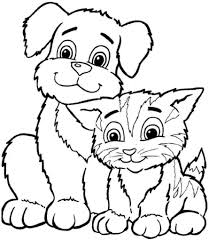 baby animals coloring pages printable free printable owl at animal