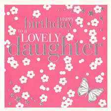 birthday cards for daughter from mom birthday cards for daughter