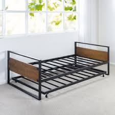 metal daybeds you u0027ll love wayfair