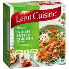 liant cuisine lean cuisine steam butter chicken butter chicken 370g woolworths