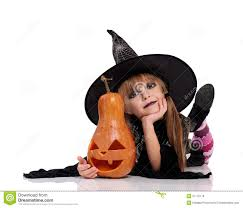 cowboy hat halloween little in halloween costume royalty free stock photos image