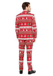 christmas suit winter suit for men