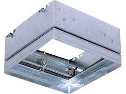 panasonic pc rd05c5 duct damper ceiling radiation