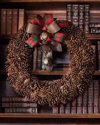pinecone wreath 28 inch pinecone wreath balsam hill