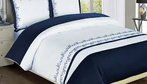 Navy Coral And White Bedroom Bedding Set Navy Blue And White Bedroom Pics Photos Navy Blue