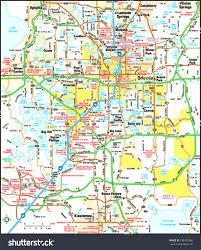 Aquatica Map Map Of Orlando Florida And Surrounding Cities Angelr Me