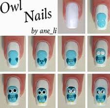easy nail designs for beginners without tools for short nails