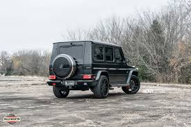mercedes g wagon matte black black mercedes benz g63 amg adv10r deep concave cs wheels adv