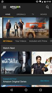 amazon com amazon prime video appstore for android