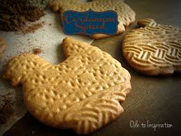 thanksgiving cookies recipe spiced cardamom cookies ode to inspiration