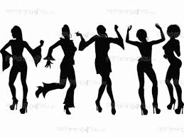 60 u0027s u0026 70 u0027s dancers kit wall stickers vdm1048en