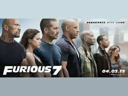 fast and furious 7 u0027 gets new title u0026 poster art indiewire