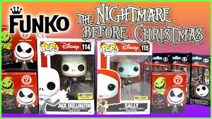 the nightmare before funko pop mystery minis