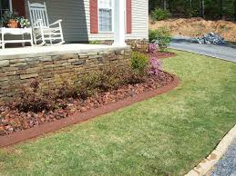 Decorative Landscaping Olympic Lawn Kansas City Landscaping Landscape Curbing Edging With