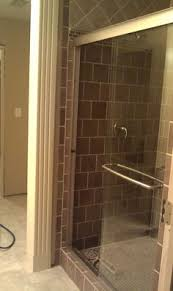 master bathroom stand up shower for the home pinterest