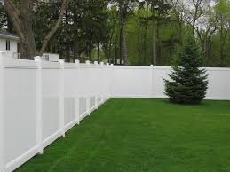 vinyl fence in st paul lakeville twin cities woodbury cottage