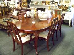Pennsylvania House Dining Room Table by Carriage House Consignment Northern Virginia U0027s Source For