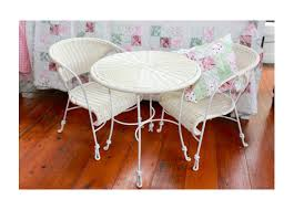 little tea table set little tinkers tea time table and chairs set