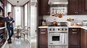 backsplash tiles for dark cabinets dark wood cabinets white countertops with grey white subway tile