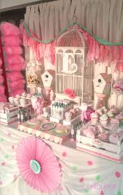 pajaritos estilo romántico birthday party ideas birthday party