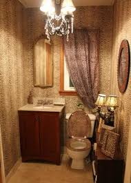 Cheetah Print Bathroom by Cheetah Bathroom Ideas Decorating Clear Cheetah Print For Small