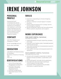 Oncology Nurse Resume Format Nursing Resume Template 2017 Resume Builder