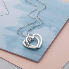 personalised necklaces personalised necklaces find me a gift