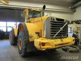 volvo commercial parts volvo l180e delar parts wheel loaders mascus uk