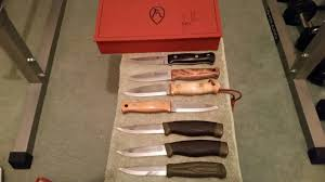 ray mears knife collection call out the people on here with a rm collection and encourage you to show them off why because it s fun and it s an excuse to see some knife porn lol
