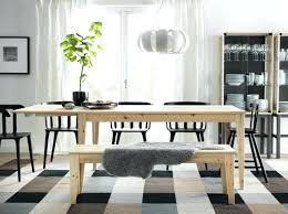 white and pine dining table and chairs pine and white dining table