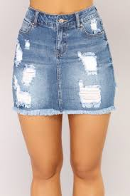 denim skirt me now denim skirt medium wash