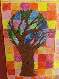 Cool Tree by Category Warm Cool Colors Art Of The Jets
