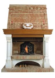 fireplace cozy living room decoration using brown marble