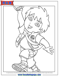 free printable diego coloring pages u0026 coloring pages