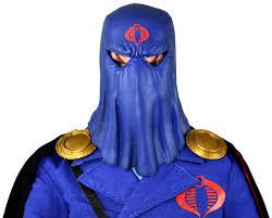 Cobra Commander Halloween Costume Yojoe Sideshow 12