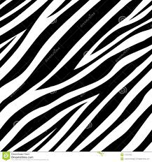 zebra pattern free download vector illustration of seamless zebra pattern stock vector