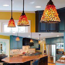 agate home decor perfect combination genuine agate pendants and blue cabinets