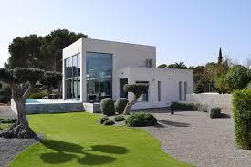 unic villas modern minimalistic villa in alfaz del pi
