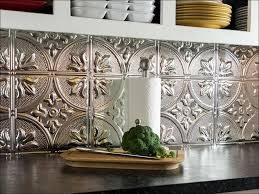 Tin Backsplash For Kitchen Kitchen Peel And Stick Backsplash Self Stick Backsplash Home