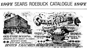wish catalog the sears wish book catalog from 1897 is amazing kate